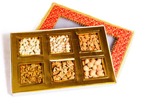 Dry Fruits 1/2 Kg in box
